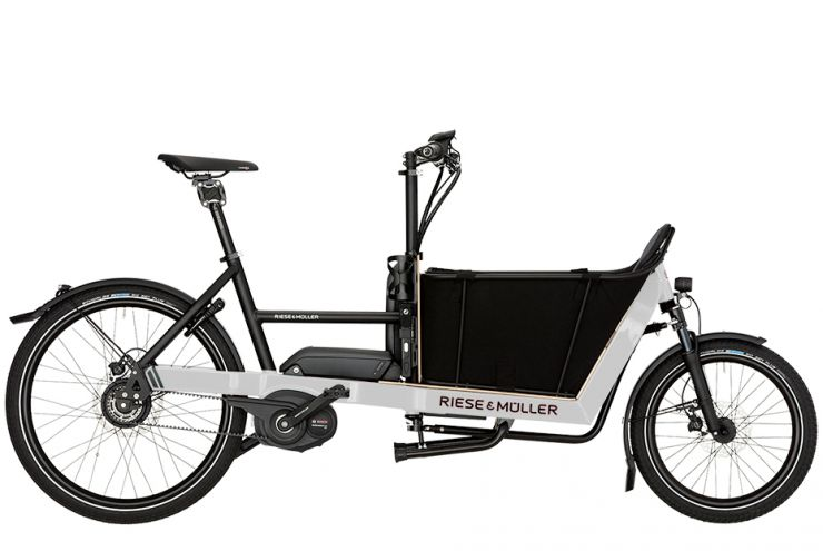 Riese Amp M 252 Ller Packster 40 Vario Nuvinci Disc Hs Ibike Cargo